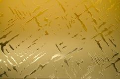 家庭内部装饰业装饰玻璃详细资料。 免版税图库摄影