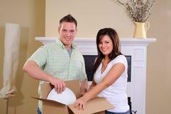 家庭安装 免版税库存图片