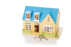 家庭房子例证关键字向量 库存照片