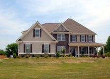 家庭新的销售额 免版税库存图片