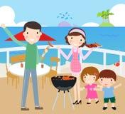 家庭时间 免版税图库摄影