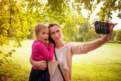 家庭照片 库存图片