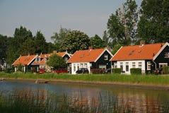 家庭生存风景水 库存图片
