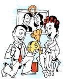 家庭繁荣 免版税库存照片