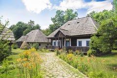 家庭罗马尼亚语 免版税库存图片