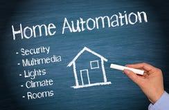 家庭自动化 免版税库存图片