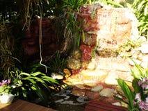 家庭菜园装饰想法 图库摄影