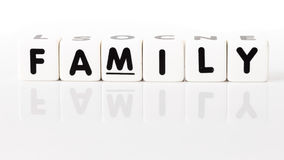 家庭观念 免版税图库摄影