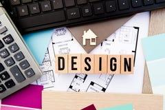 家庭设计-内部装饰 免版税图库摄影