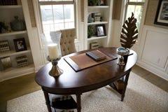家庭豪华办公室 免版税图库摄影