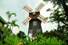 家庭风轮机 库存图片