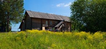 家庭Bayandin-Batalov庄园  库存图片