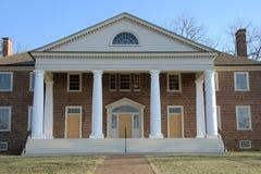 家庭James Madison 免版税库存照片