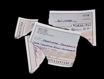 家支付您 免版税库存图片