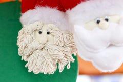 家的圣诞节安排 免版税库存照片