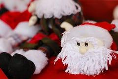 家的圣诞节安排 库存图片