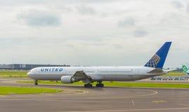 767家航空公司团结的波音 库存照片