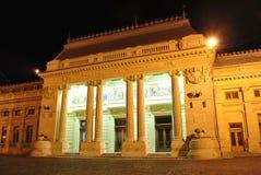 家长式宫殿 免版税库存照片