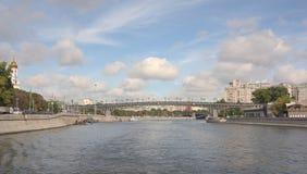 家长式桥梁 免版税库存图片