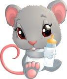 家鼠-例证 免版税库存图片