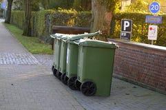 容器回收 库存图片