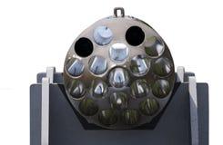 容器导弹 免版税库存照片
