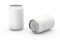 容器白色 免版税图库摄影