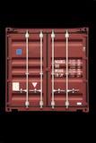 容器 免版税图库摄影
