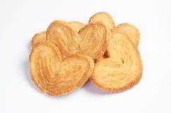 容易的法国更加获奖的曲奇饼 库存照片