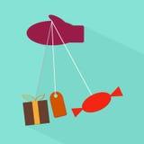 容易的设计编辑要素导航 免版税库存照片