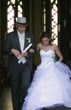 宽容婚礼 图库摄影