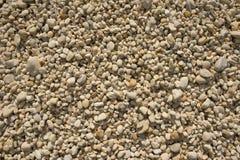 宽小卵石 库存图片