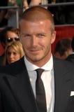 大卫Beckham 库存照片