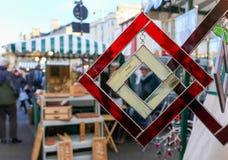 宽敞的大街,牛津,英国, 2016年12月04日:的艺术 库存照片