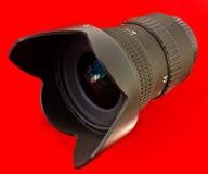 宽角度的透镜 免版税库存图片