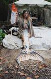 宾夕法尼亚新生公平的美人鱼 图库摄影