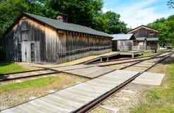 宾夕法尼亚木材博物馆 库存图片