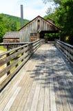 宾夕法尼亚木材博物馆 免版税图库摄影