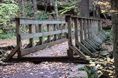 宾夕法尼亚里基茨幽谷国家公园风景 免版税库存图片