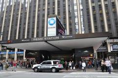 宾夕法尼亚驻地在纽约 库存图片