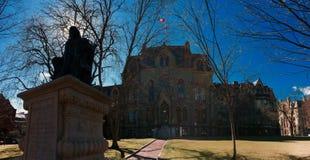 宾州大学 免版税库存图片