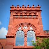 宾州州立大学图书馆 免版税图库摄影