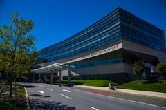 宾州州立大学赫尔希巨蟹星座学院大厦 库存图片
