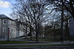宾州州立大学,迪金逊法律学院,卡来尔,宾夕法尼亚,美国 图库摄影