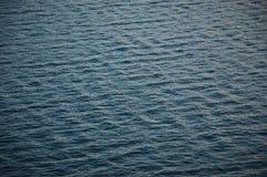 寂静的波浪 免版税库存照片
