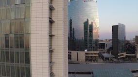 寄生虫在加里波第位置 股票视频