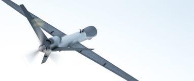 寄生虫UAV 免版税图库摄影