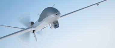 寄生虫UAV 免版税库存照片