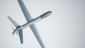 寄生虫UAV 免版税库存图片