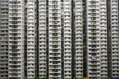 密度高住房 免版税库存图片